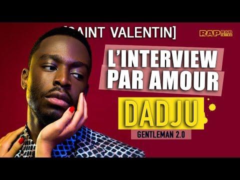"""DADJU: L'INTERVIEW PAR AMOUR - """"J'ai beaucoup changé par amour…"""""""