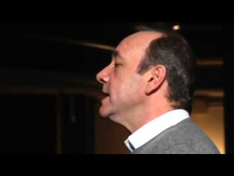 Kevin Spacey, Interview