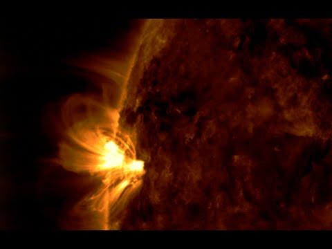Solar Wind Impact Watch | S0 News Aug.15.2016