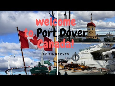 Welcome to Port Dover , Ontario Canada!