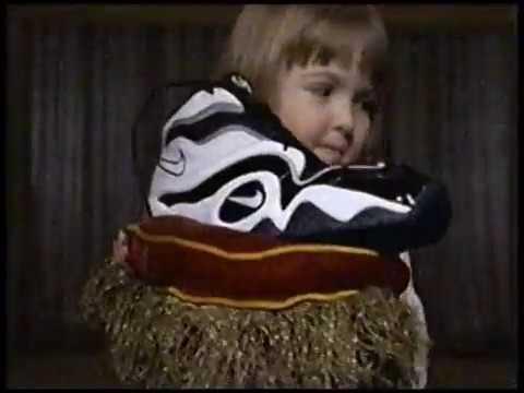 8da71626b16d Nike Air Flight Turbulence Commercial ft. Damon Stoudamire (1997 ...