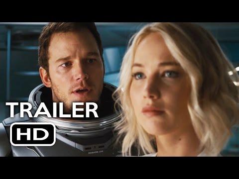 Download lagu terbaik Passengers Official Trailer #1 (2016) Jennifer Lawrence, Chris Pratt Sci-Fi Movie HD Mp3 terbaru 2020