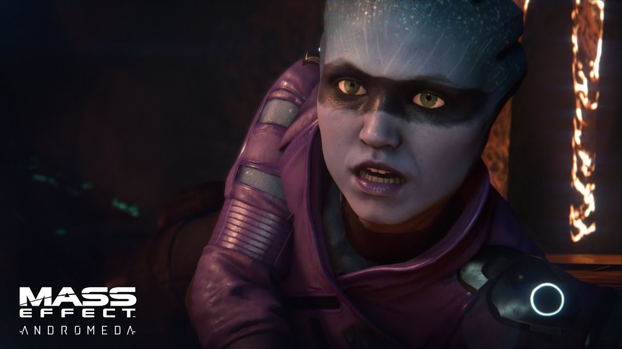 Mass Effectandromeda Mass Effect Andromeda Official Cinematic Trailer 2