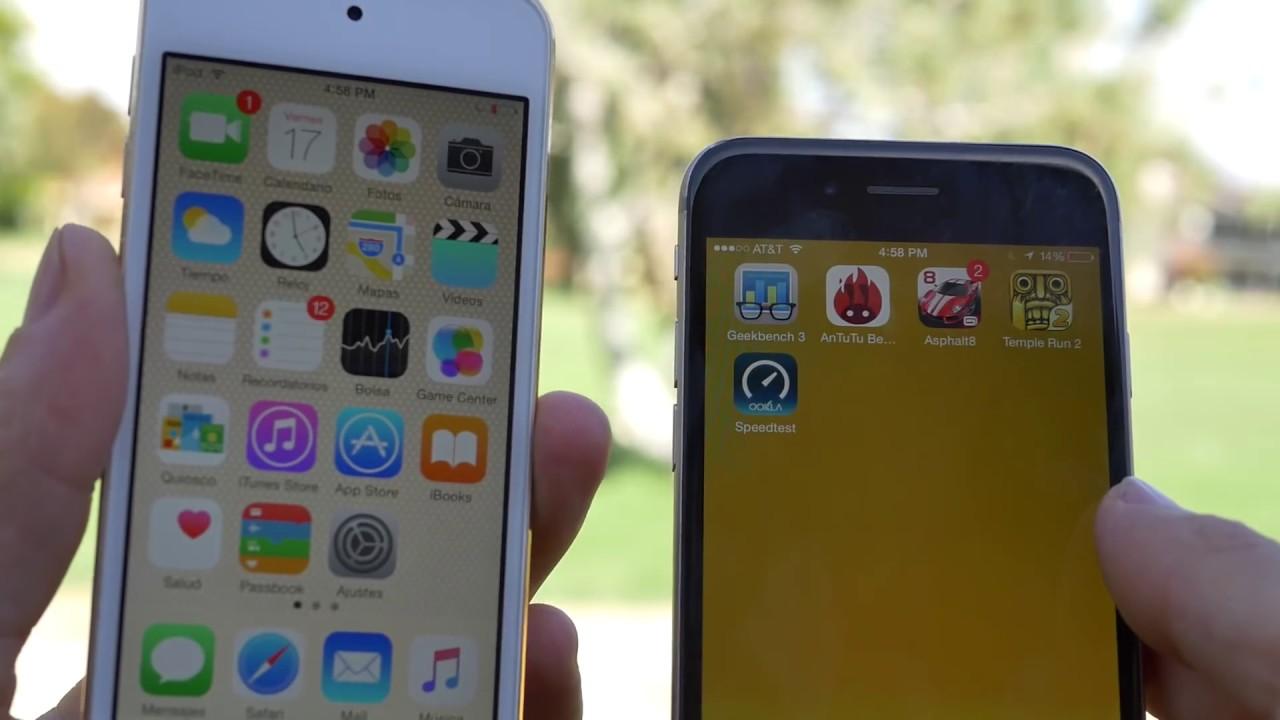 iphone 6g vs iphone 6