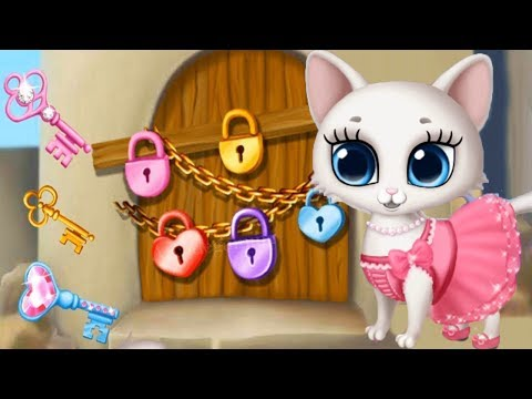 Play Fun Cute  Kitten Care - Kitty Meow Meow - My Cute Cat Day Care Games For Kids By TutoTOONS