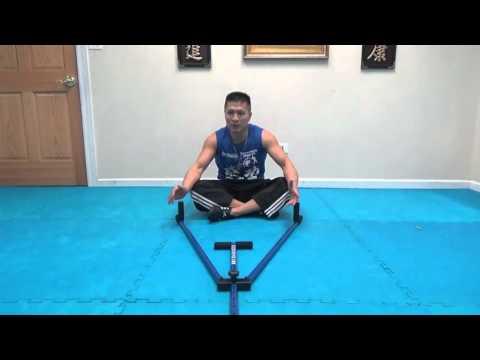E-Z Stretch Pro Leg Stretcher - Split Stretching Machine