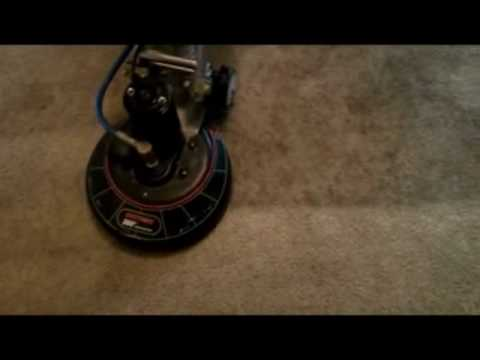 APT Carpet Cleaners and the ROTOVAC 360