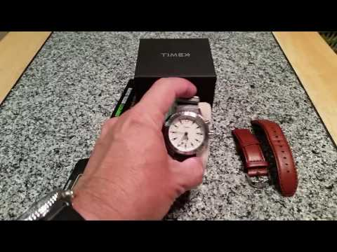 !Budget GMT!Timex Intelligent Quartz 3 GMT-Ref #T2P426