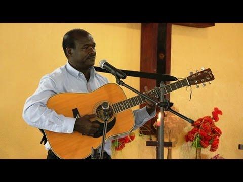 "Alemayehu G/Meskel singing ""Wongel""  (Nov 29, 2015)| EECMY Yabello"
