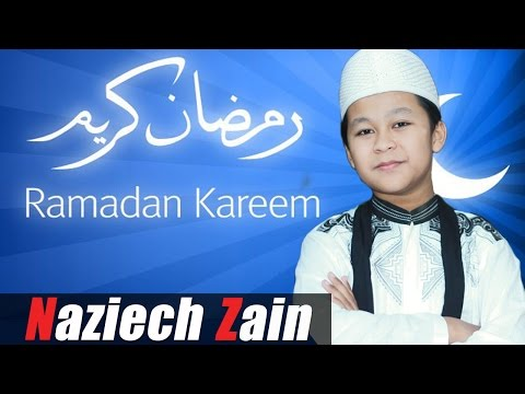 Naziech Zain  | MARHABAN YA RAMADAN (Media Record Official)