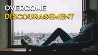 Overcome The Discouragement - Crossmap Inspiration