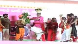 Midde Ramulu oggu katha    Excellent Performance at Telangana Sambaralu    Telangana Folk Songs HD