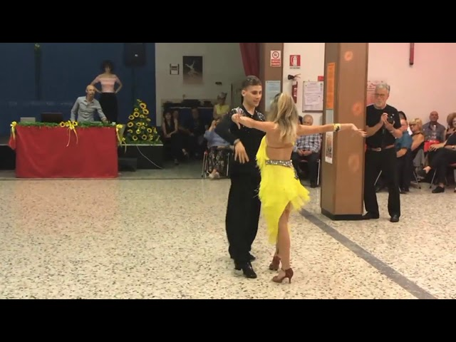 Sabrina e Davide Rumba e Salsa