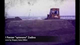 """I Panzer """"spianano"""" Zadina"""