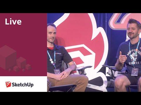 SketchUp Live! Special 3D Basecamp Edition (September 27, 2018)