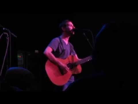 Glen Phillips- Cover of Burn On- Cleveland, OH Music Box Supper Club 2/6/15