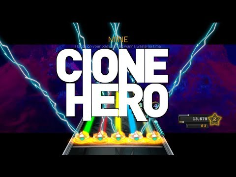 Guitar Hero - Mine - Bazzi (With Lyrics)