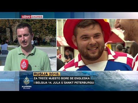 Hadži Nikolić: Hrvatski fudbaleri su već sada heroji za navijače