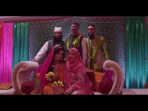 Asif and Farah Wedding Highlights