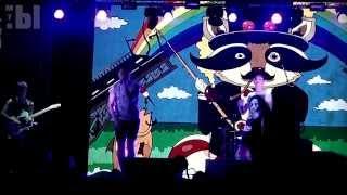 Anacondaz Рассвет мертвецов Live At KUBANA 2013