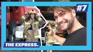 THE EXPRESS (afl 7/8): Jamie-Lee Six wordt brandweervrouw 😄👩🚒