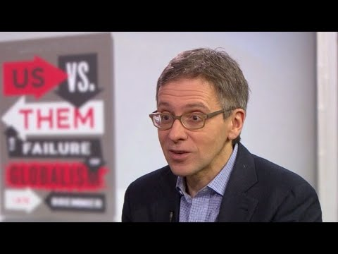 """Ian Bremmer tackles globalism in new book, """"Us vs. Them"""""""
