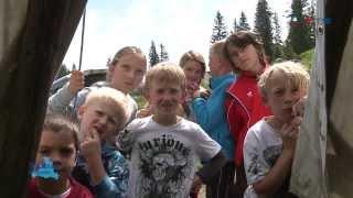 Repeat youtube video Hundeschlitten Abenteuercamp am Hochkönig