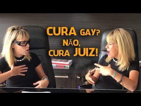 CURA GAY? NÃO, CURA JUIZ!