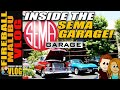 Inside the SEMA SHOW GARAGE! - FMV253