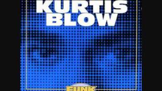Kurtis Blow Christmas Rap