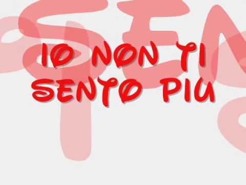 Enrico nigiotti - Mostrami il tuo amore....