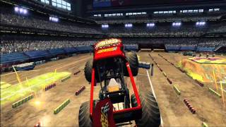 Trailer - MONSTER JAM: PATH OF DESTRUCTION for DS, PS3, PSP, Wii and Xbox 360