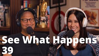 Rob Schneider's See What Happens Podcast 39 Kidding On The Square