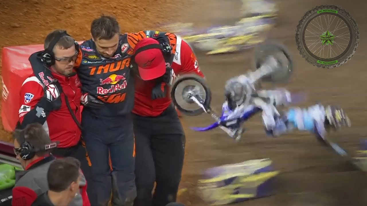Cooper Webb's Been Through It | Hard Crashes