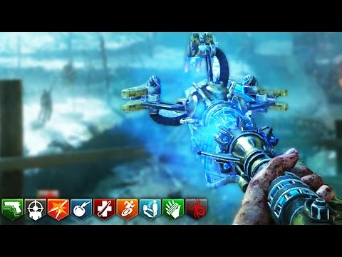 ORIGINS ROUND 1-50 GAMEPLAY! - BLACK OPS 3 ZOMBIES CHRONICLES GAMEPLAY!