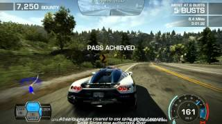 Need For Speed Hot Pursuit End of The Line Police series Episode 39 HD