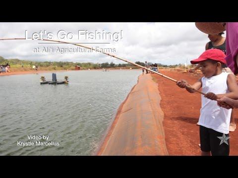 Ali'i Farms Fishing