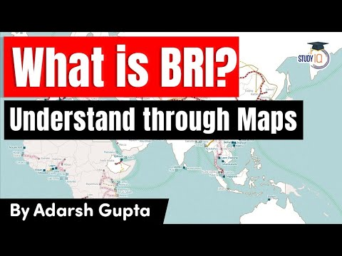 Belt and Road Initiative of China is getting bigger & stronger? Geopolitics Current Affairs for UPSC