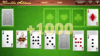 PCHgames Klondike Solitaire Gold Tips & Tricks!
