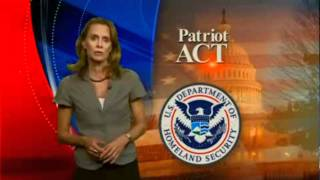 What the Patriot Act is Doing