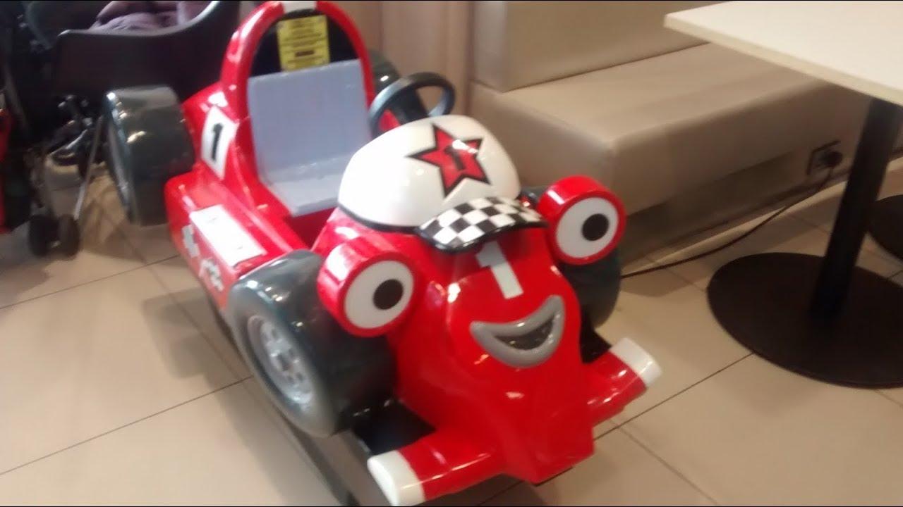 Roary The Racing Car Ride