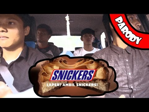 """Snickers - Parody (Indonesia) """"Rese"""""""