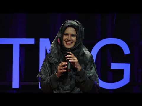 Don't let the grass grow under your feet | Roshni Misbah | TEDxABVIIITMG