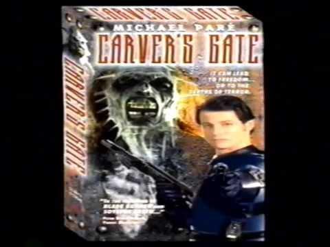 Carvers Gate (1996) Trailer (VHS Capture)