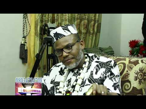 MOST EXPLOSIVE!!!. WHY I'M FIGHTING FOR BIAFRA ............NNAMDI KANU (PART 2)