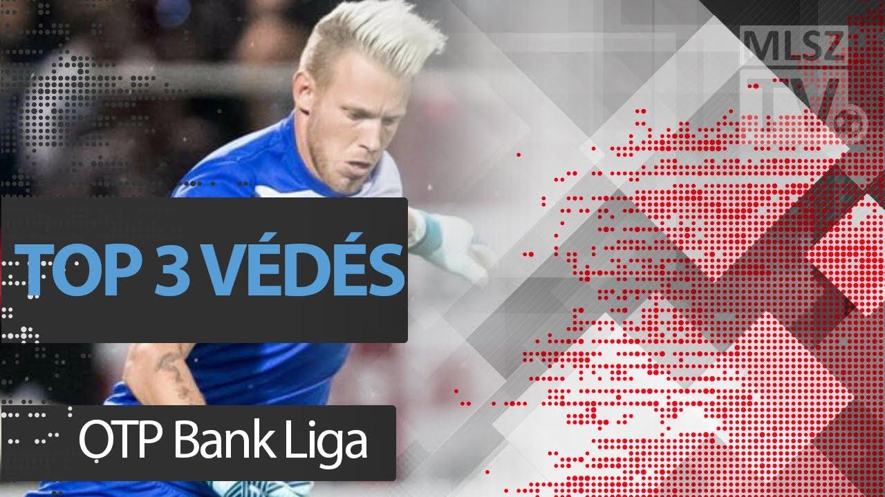 TOP 3 VÉDÉS – 23. forduló | OTP Bank Liga | 2017/2018