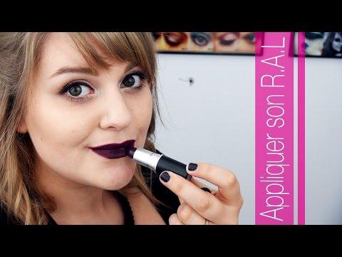 Comment Faire N2 Appliquer Son Rouge à Lèvres
