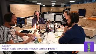 S01E17 | Maken Apple en Google misbruik van hun positie?