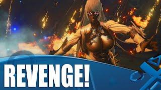 Code Vein PS4 Gameplay - We Finally Beat The Boss!