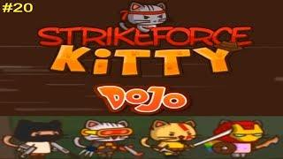 Ударный отряд Котят #3 Сражение в Тюрьме игровое видео прохождение